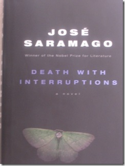 Death With Interruptions - Jose Saramago