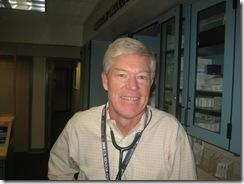 Dr Mark Hazuka
