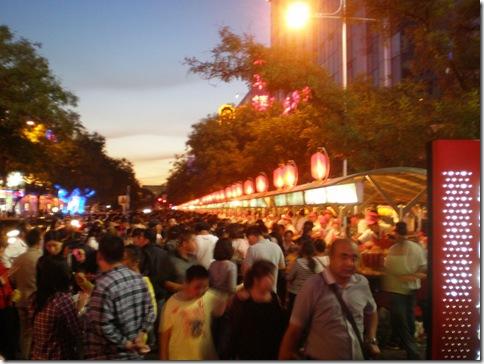 Food - night market