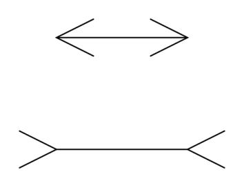 Muller-Lyer Lines