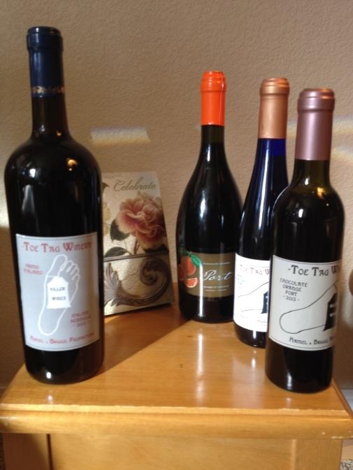 Toe Tag Wines